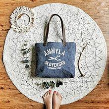 Kabelky - Ammyla Vintage (blue) - 10941889_