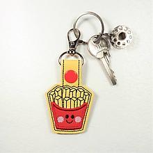 Kľúčenky - Prívesok hranolky - 10941735_