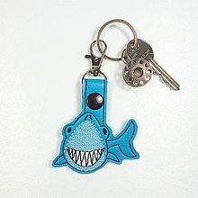 Kľúčenky - Prívesok žralok - 10941943_