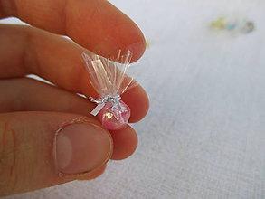 Hračky - Mini šumivé bomby do kúpeľa pre Barbie (Ružová) - 10943118_