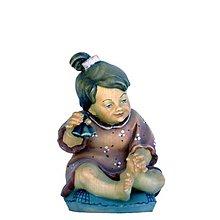 Socha - Dieťa Alessia - 10941504_
