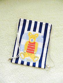 Detské tašky - Batoh Maco v tričku 3-6r. - 10941499_
