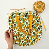 Iné tašky - Taška háčkovaný vzor ~ tvoritaška + nákupná - 10943292_