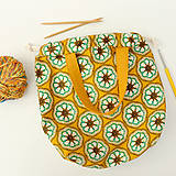 Iné tašky - Taška háčkovaný vzor ~ tvoritaška + nákupná - 10943293_