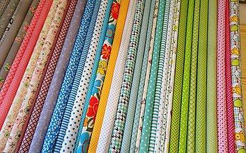 Textil - Bavlnené látky - 10942568_