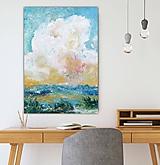 Obrazy - obraz na predaj, Kumulonimbus/Letná búrka, 70x100 - 10943372_