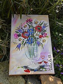 Obrazy - Z lúčok kvet - 10941631_