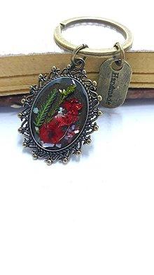 Kľúčenky - Klúčenka Flower - 10942478_