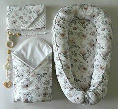 """Textil - Set pre bábätko """"magnolie"""" - 10945656_"""
