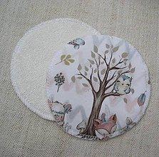 Drobnosti - Vložky pre dojčiace maminy bez nepremokavej vrstvy - 10945643_