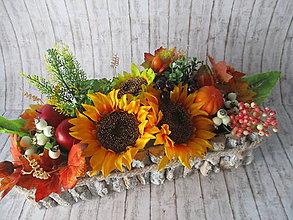 Dekorácie - Jesenná dekorácia - 10945654_