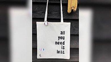 Iné tašky - ♥ Plátená, ručne maľovaná taška ♥ - 10945143_