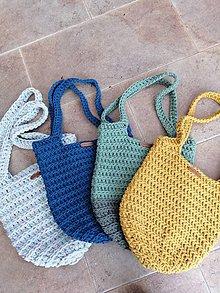 Kabelky - Háčkovaná taška,, Skandinavian style - v jednoduchosti je krása - 10943916_