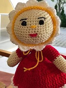 Hračky - bábika - slniečko - 10945489_