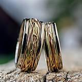 Prstene - Prepletené cesty osudu pre Simu a Jozefa - 10947619_