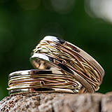 Prstene - Prepletené cesty osudu pre Simu a Jozefa - 10947620_