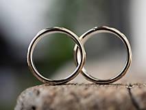 Prstene - Prepletené cesty osudu pre Simu a Jozefa - 10947622_