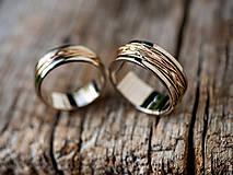Prstene - Prepletené cesty osudu pre Simu a Jozefa - 10947623_