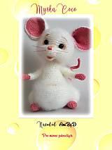 """Návody a literatúra - Návod """"Myška Coco"""" - 10947432_"""