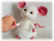 """Návody a literatúra - Návod """"Myška Coco"""" - 10947438_"""