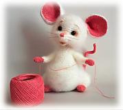 """Návody a literatúra - Návod """"Myška Coco"""" - 10947442_"""