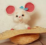 """Návody a literatúra - Návod """"Myška Coco"""" - 10947443_"""