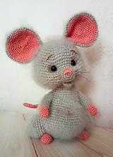 """Návody a literatúra - Návod """"Myška Coco"""" - 10947453_"""
