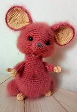 """Návody a literatúra - Návod """"Myška Coco"""" - 10947457_"""