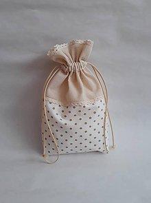 Úžitkový textil - Vrecúško na bylinky - 10947163_