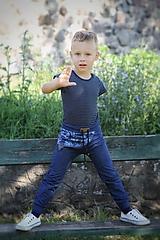 Detské oblečenie - Štýlové tepláky - 10947671_