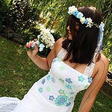 Šaty - Šaty ako vánok pre vílu ... - 10948743_