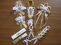 Pierka - Svadba v zlatom - pierko malé - 10948817_