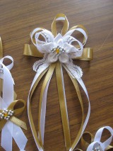 Pierka - Svadba v zlatom - pierko malé - 10948821_