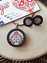 Sady šperkov - Ľudový set - 10949555_