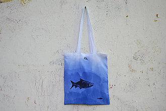 Nákupné tašky - Taška na ryby a iné - 10949357_