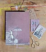 Papiernictvo - Pánsky steampunk - 10949827_