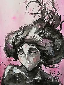 Obrazy - melanchólia - 10948407_