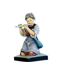 Socha - Pastier s Flautou - 10947929_