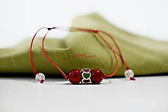 Náramky - Jemný luxus Mramor a Ruženín - 10950108_
