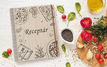 Papiernictvo - Receptar. Zapisnik na recepty - 10950433_