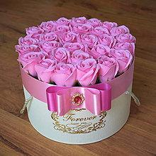 Dekorácie - SPLENDID FLOWER BOX L - 10948815_