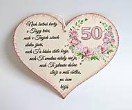 "Drobnosti - Srdce k ""50-tke"" - 10949500_"