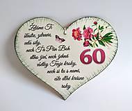 "Drobnosti - Srdce k ""60-tke"" - 10949507_"