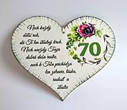"Drobnosti - Srdce k ""70-tke"" - 10949515_"