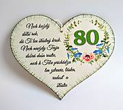 "Drobnosti - Srdce k ""80-tke"" - 10949545_"