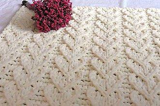 Textil - Jemnučká a ľahká detská deka - 10950272_