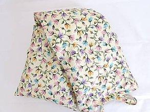 Úžitkový textil - Pohánkový vankúšik na šiju a kríže žltý - 10951345_