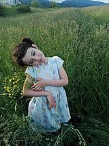 Detské oblečenie - Šaty zmrzlina - 10953869_