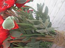 Dekorácie - Vidiecka kytica - 10953452_