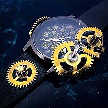 Náramky - Steampunk hodinky C 09 - 10951907_